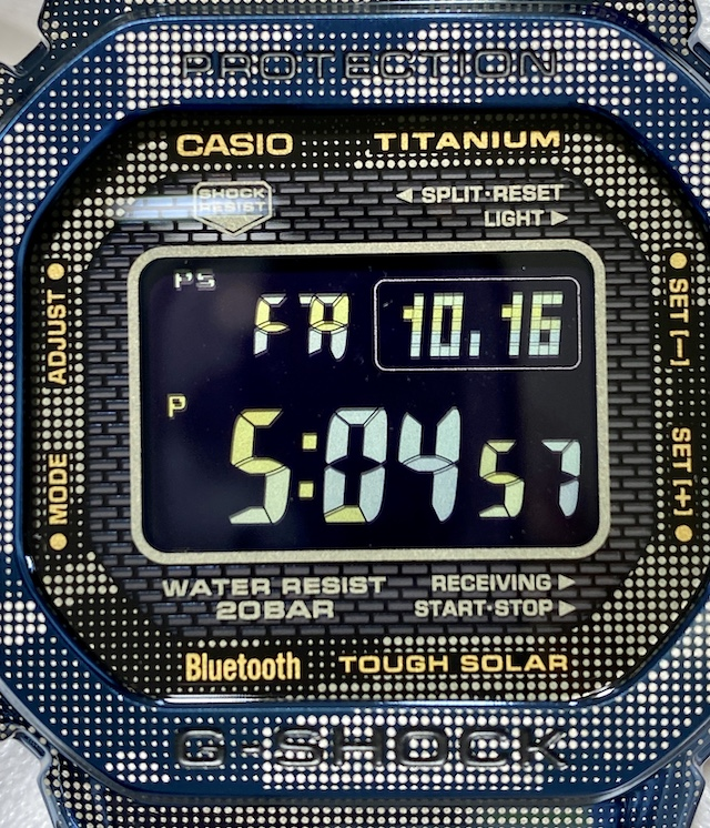 CASIO G-SHOCK GMW-B5000TCF-2JR
