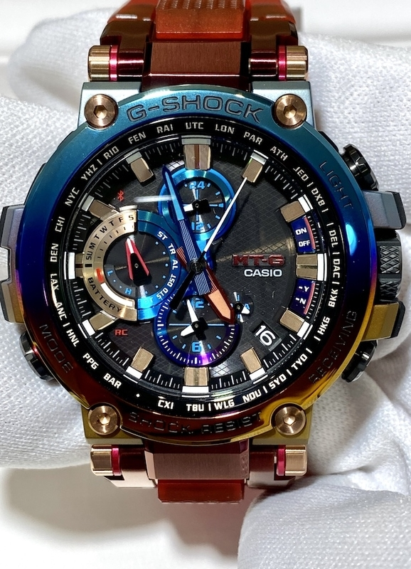 CASIO G-SHOCK MTG-B1000VL-4AJR