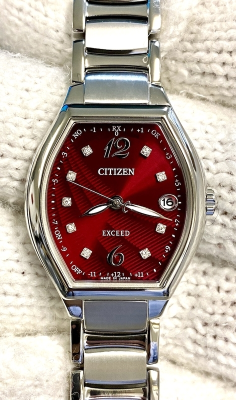 CITIZEN JOUNETSU COLLECTION ES9340-55X