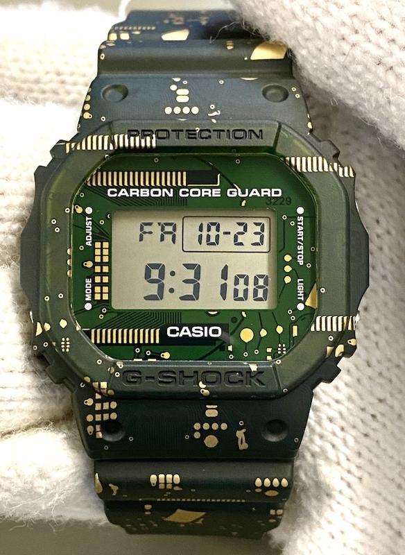 カシオ G-SHOCK DWE-5600CC-3JR