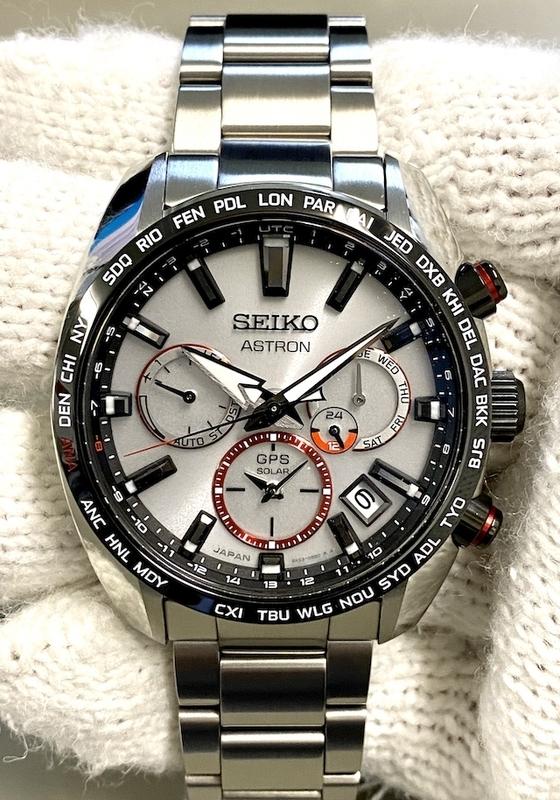 SEIKO ASTRON SBXC081