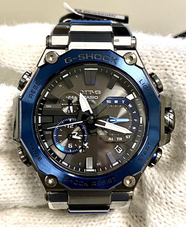 CASIO G-SHOCK MTG-B2000B-1A2JF