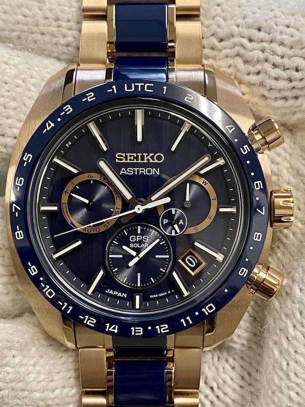 SEIKO ASTRON SBXC088