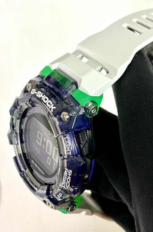 Casio g-shock GBD-100SM-1A7JF
