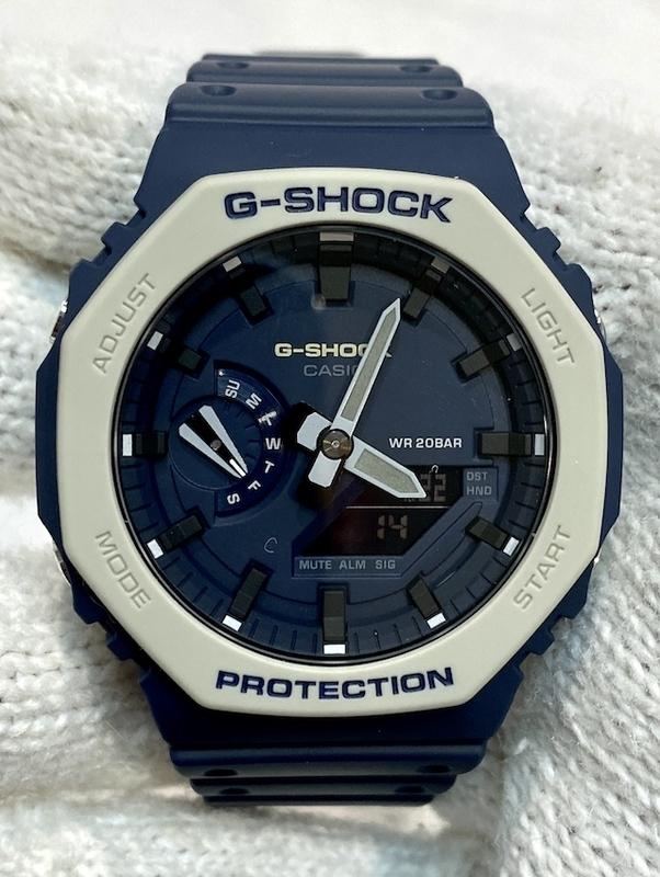 CASIO G-SHOCK GA-2110ET-2AJF