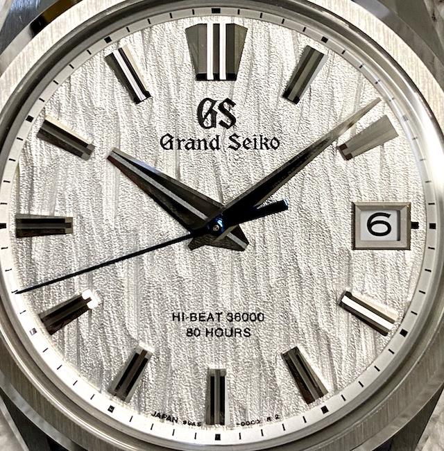 グランドセイコー SLGH005