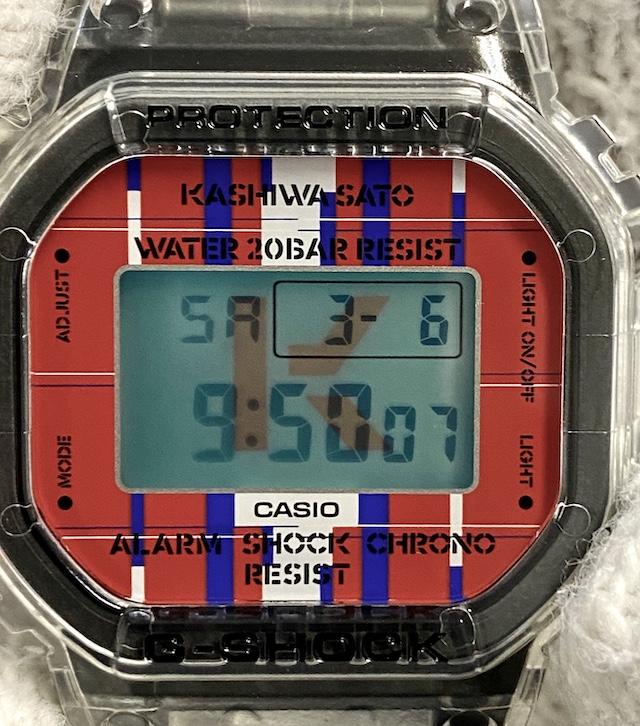 CASIO G-SHOCK DWE-5600KS-7JR