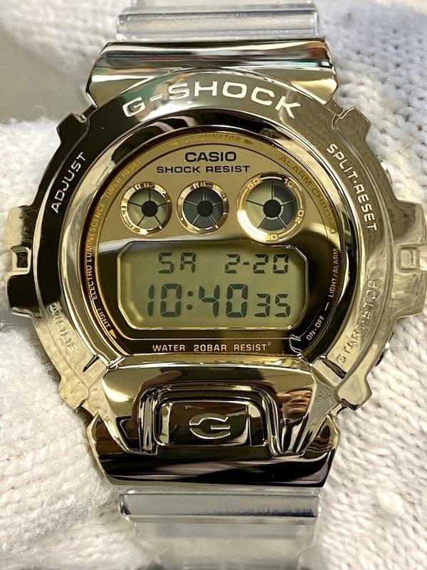 CASIO G-SHOCK GM-6900SG-9JF