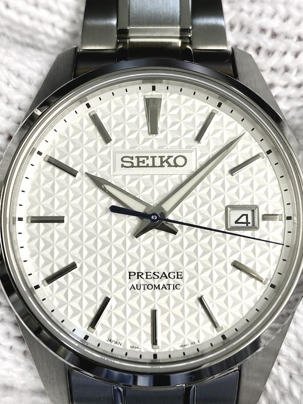 セイコー プレサージュ SARX075