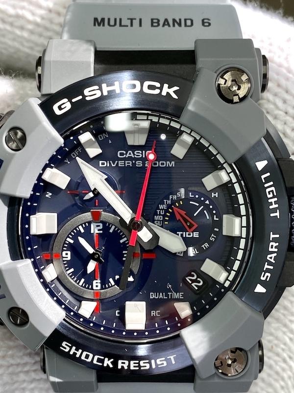 カシオ ジーショック GWF-A1000RN-8AJR