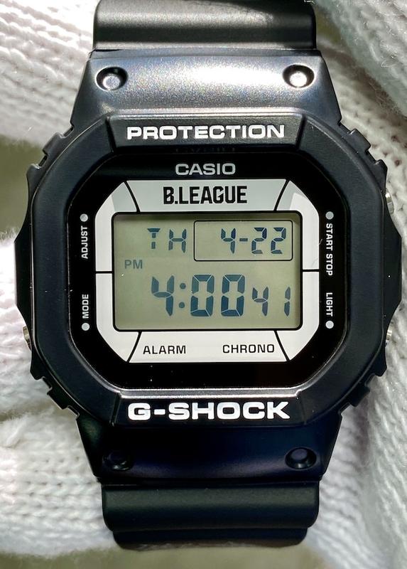 カシオ ジーショック DW-5600BLG21-1JR