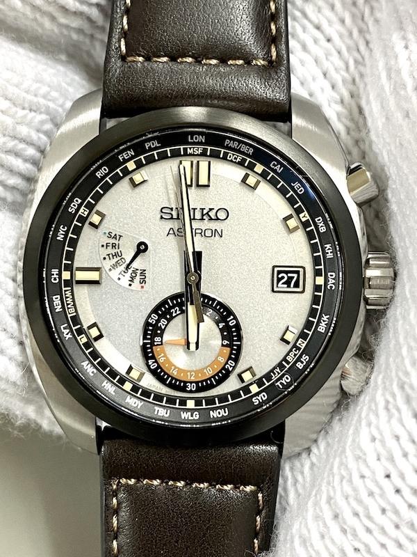 セイコー アストロン SBXY005