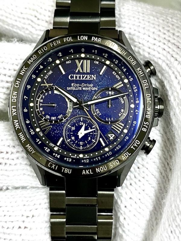 シチズン アテッサ CC4015-86L