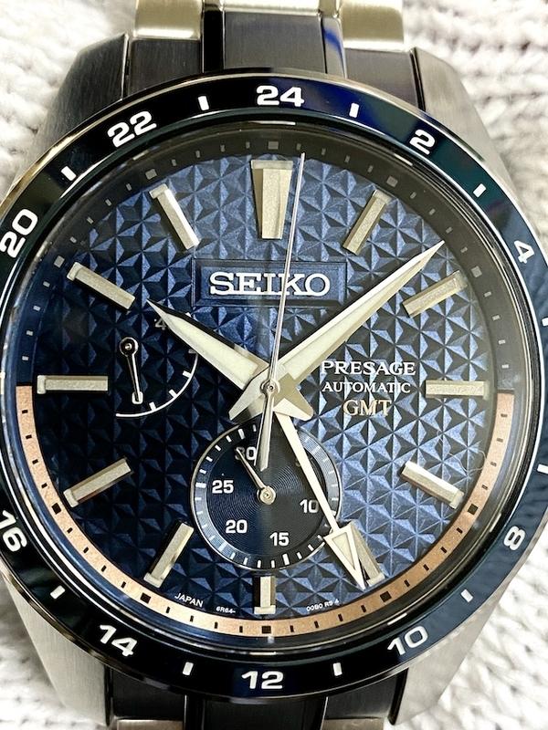 SEIKO PRESAGE SARF001