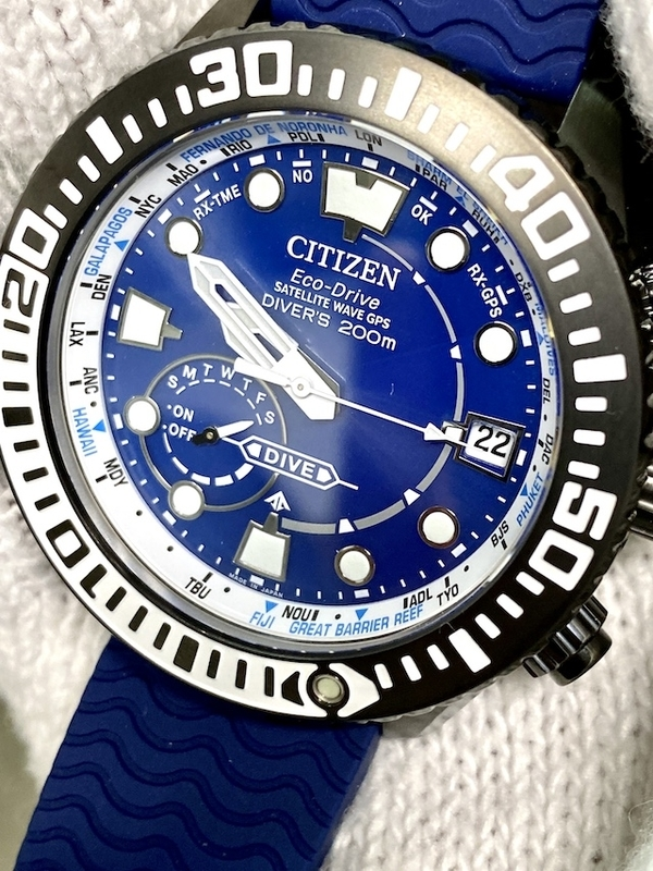 シチズン プロマスター CC5006-06L