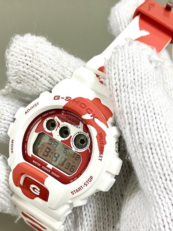 G-SHOCK DW-6900JK-4JR