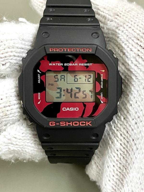 ジーショック G-SHOCK DW-5600JK-1JR