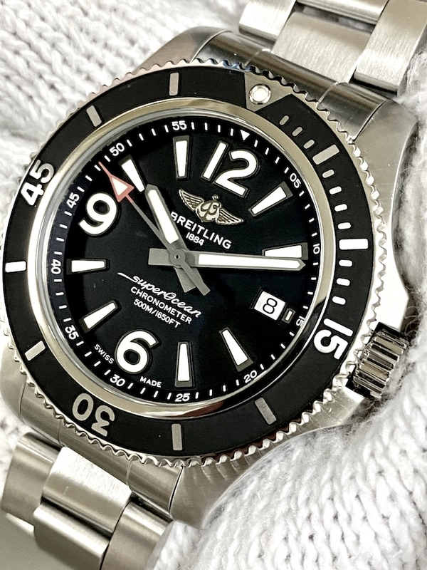 breitling supreocean automatic 44