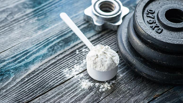 アミノ酸サプリメント(特に、分岐鎖アミノ酸は筋肉の合成、筋肉の修復に非常に重要)