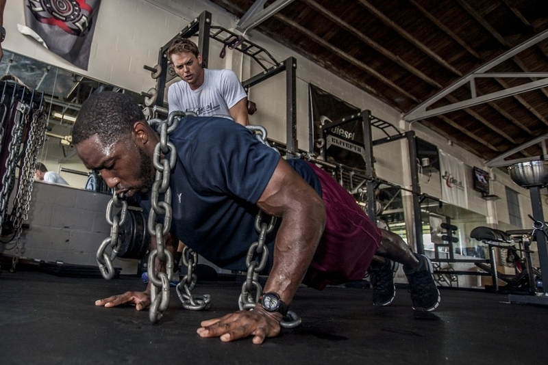 高強度トレーニングとテストステロン