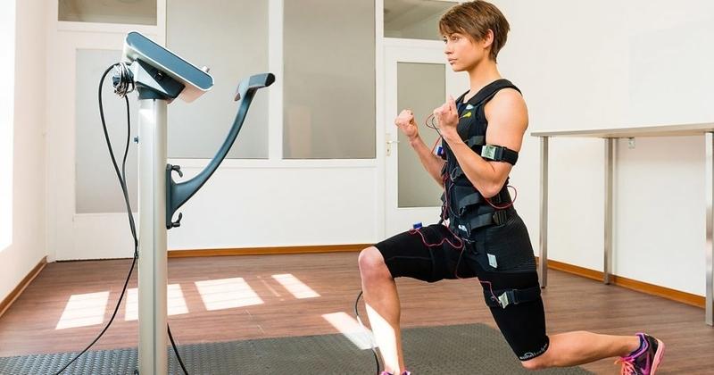 EMSトレーニングが筋力に及ぼす効果