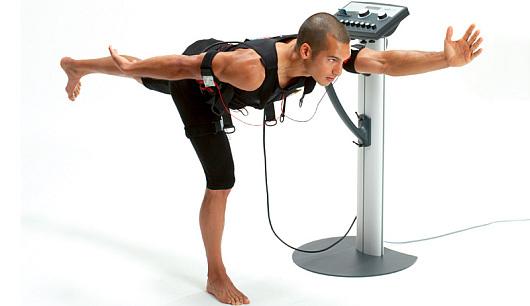 低周波施術器とトレーニング