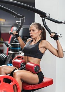 筋量を決める要因とは