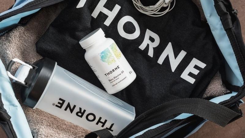 β-アラニンの補給は、筋内カルノシン濃度を高め、筋力やパワーおよび有酸素性能力の向上を促す