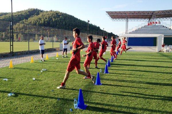育成年代のサッカー選手におけるYo-Yo IR2テスト
