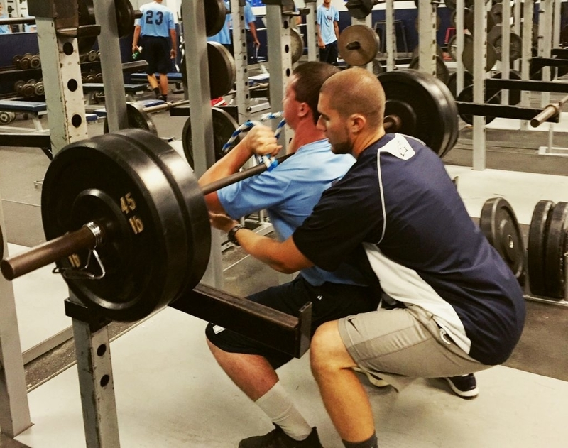 筋力を増大させるトレーニング