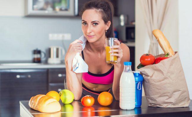 急速減量法の身体への影響