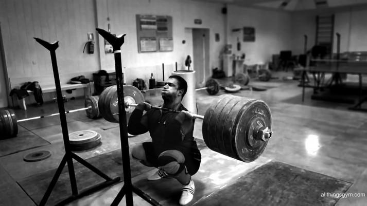 筋力と体重