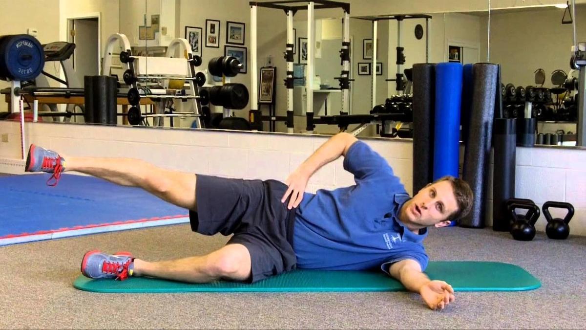 臀筋の活性化