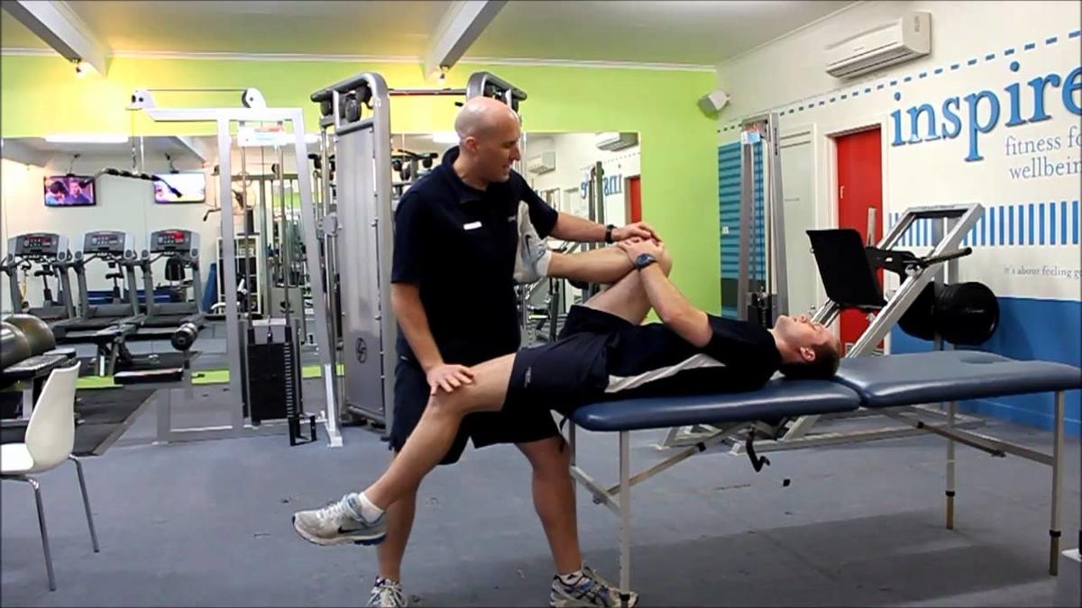 股関節の可動性
