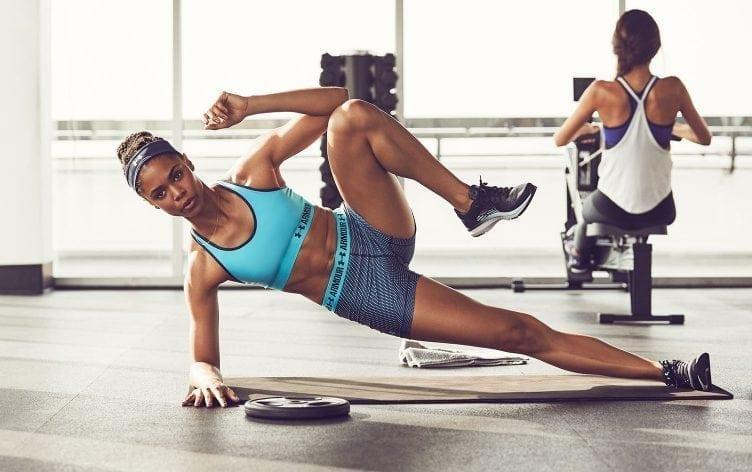 脊椎系の機能とコア(体幹)トレーニング(上肢および下肢動作中、上肢および下肢の筋が活動する前に、「腹横筋」が先行して活動する)
