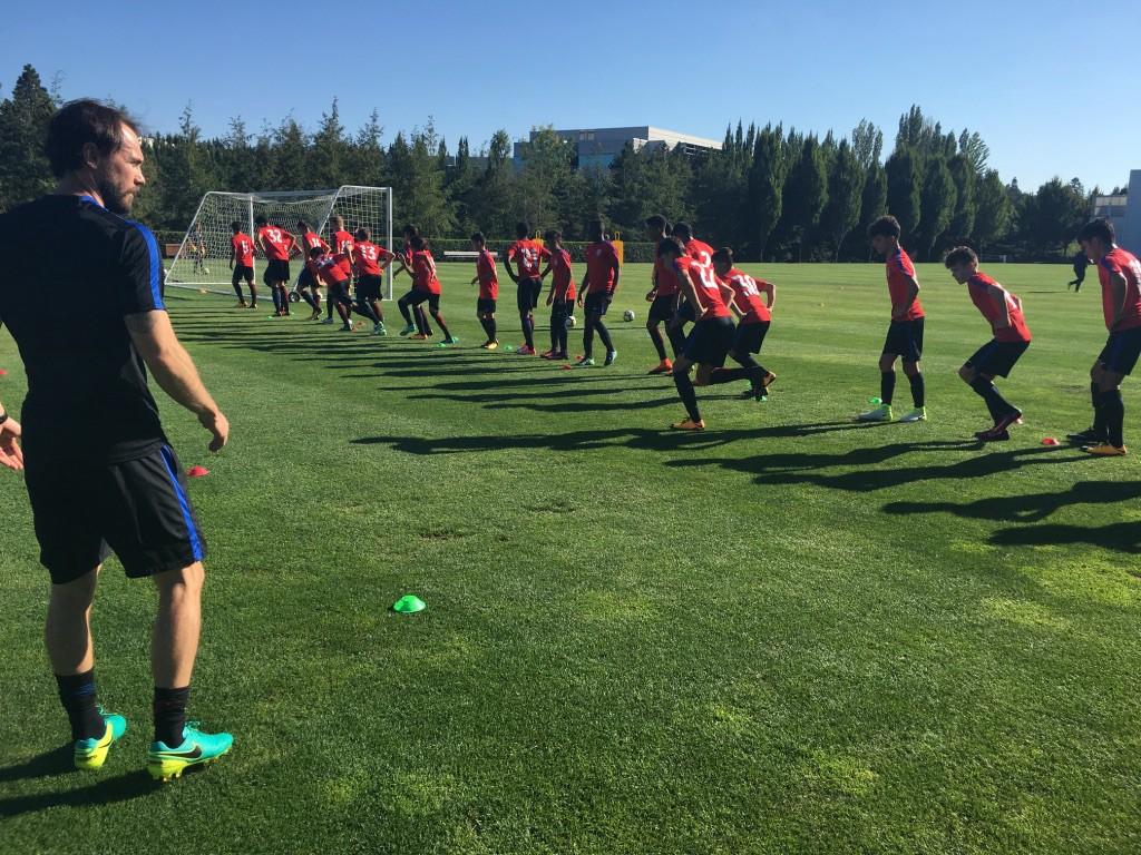サッカーにおけるピリオダイゼーション(一般的準備期、競技特異的準備期)