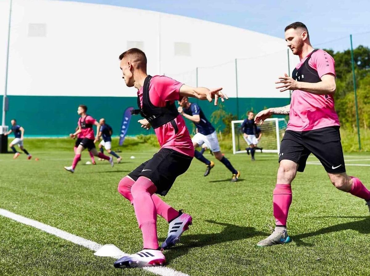 サッカー選手におけるミニゲームの生理学的応答
