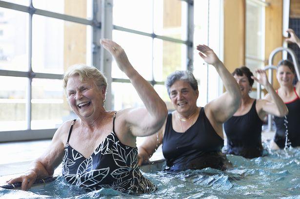 炎症対策のための運動プログラム