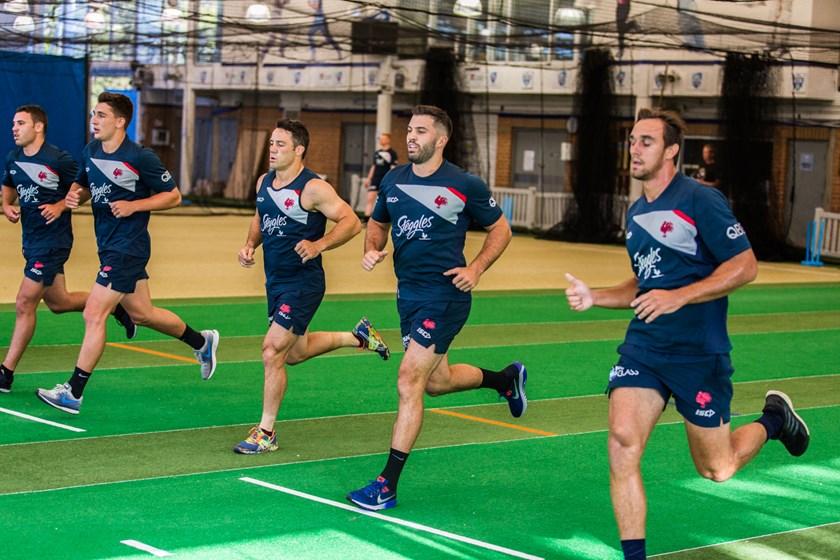 Yo-Yo間欠的回復テスト(YYIRT:Yo-Yo Intermittent Recovery tests)は、スポーツ選手の反復運動能力と運動間の回復能力を評価するために作成されました。