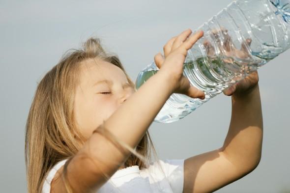暑熱環境下の運動時水分摂取(補給
