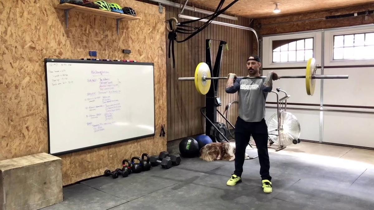 コンプレックストレーニングのペアに用いた筋力エクササイズ(経験の浅い選手向けにはトレーニングセッションを修正し、適切なテクニックが確実に遂行できるようにすることも大切になる)