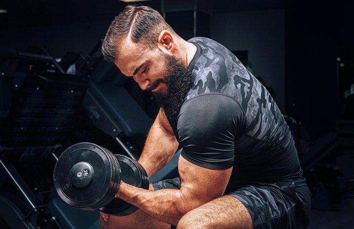 成長ホルモン(筋細胞の受容体との相互作用の強化をもたらし、筋線維の回復を促進し筋肥大反応を刺激する)