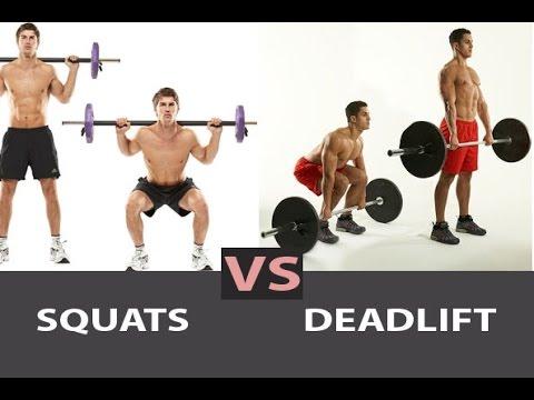 スクワットとデッドリフトの運動力学と筋力を産生する要因の違い(筋の動員と選択、筋長-張力関係、引く動作の筋の角度)