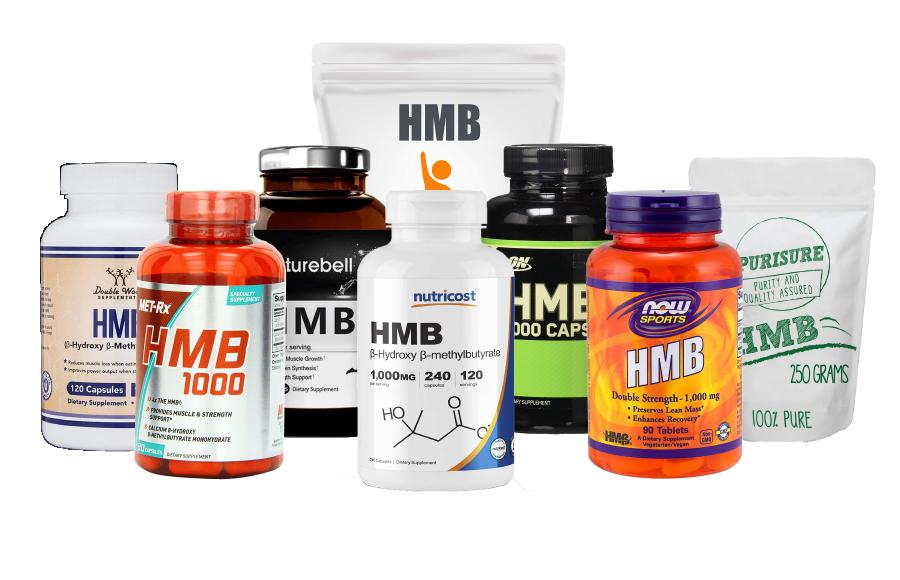 β-メチルブチレート:HMBとは(ロイシンの代謝産物であり、潜在的な抗異化作用、筋組織の保存および萎縮抑制効果があるとされている)