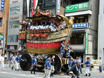 祇園祭・船鉾