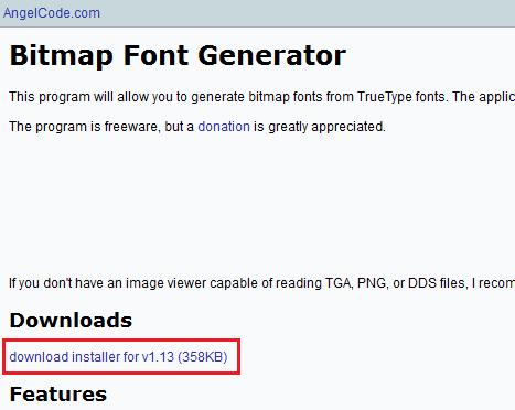 enchant js で bmfont で作ったビットマップフォントを使えるようにする
