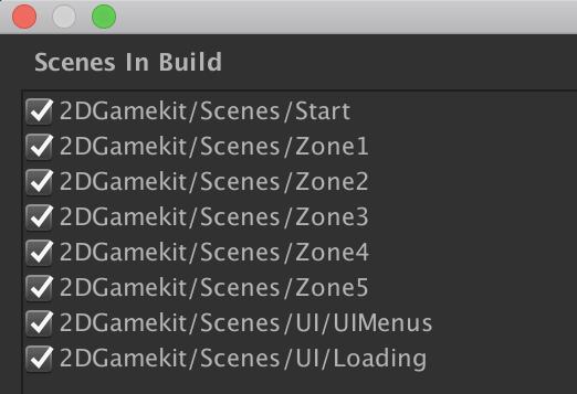 2D Game Kit」を Unity 2018 で実行するとエラー発生 - 強火で進め