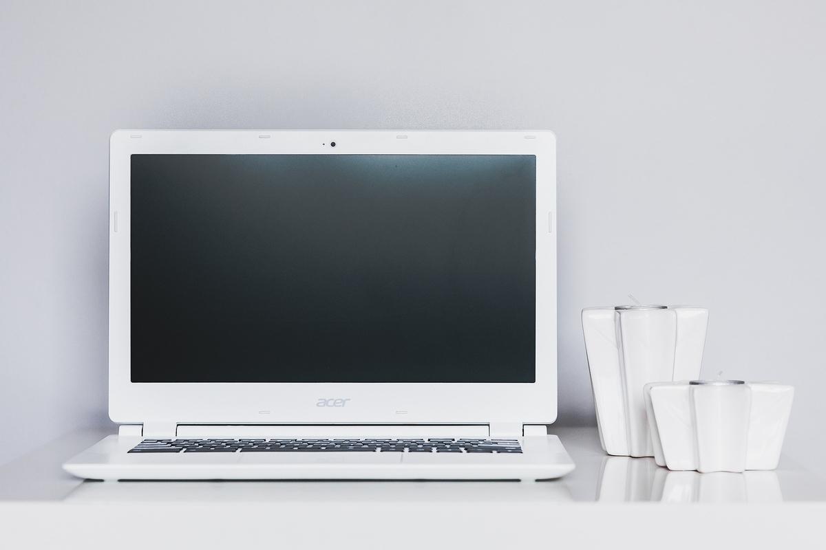 デスク 仕事 作業 作業スペース ホワイト