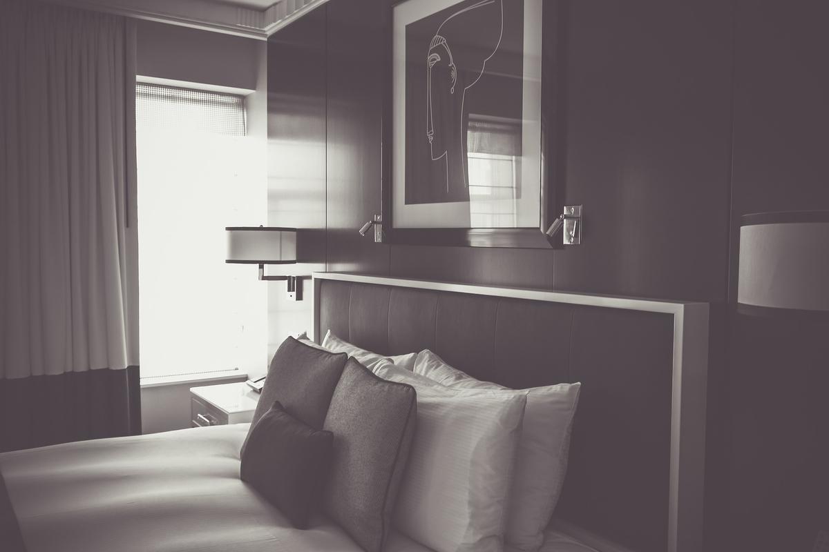 ホテル ルーム ベッド ホテルの部屋