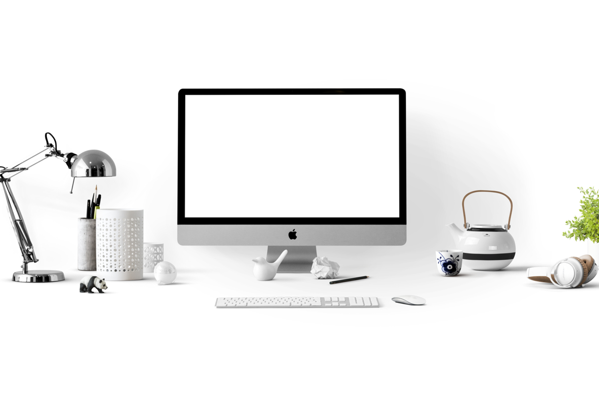 アップル appleデバイス コンピューター オフィス 現代